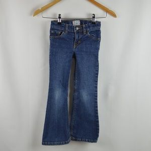 Place 1989 Girl's Sz 5 Flare Stretch Jeans